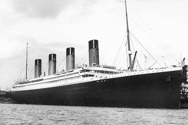Titanic-Worst Engineering Disasters