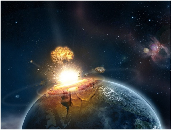 If An Asteroid Was About to Hit The Earth-News Stories That Would Break The Internet If True