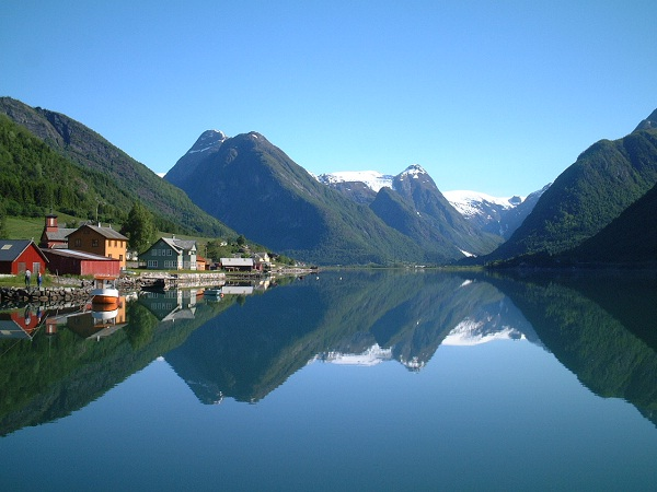 Norway-Neatest Countries In The World