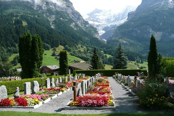 Short Term Swiss Cemeteries-Unique Cemeteries