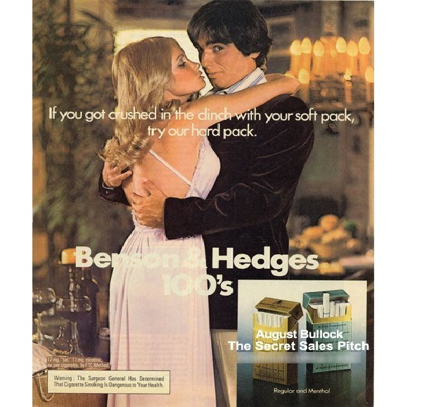 Benson & Hedges-12 Subliminal Messages In Popular Advertisements