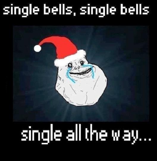 Single Bells-Best Forever Alone Memes