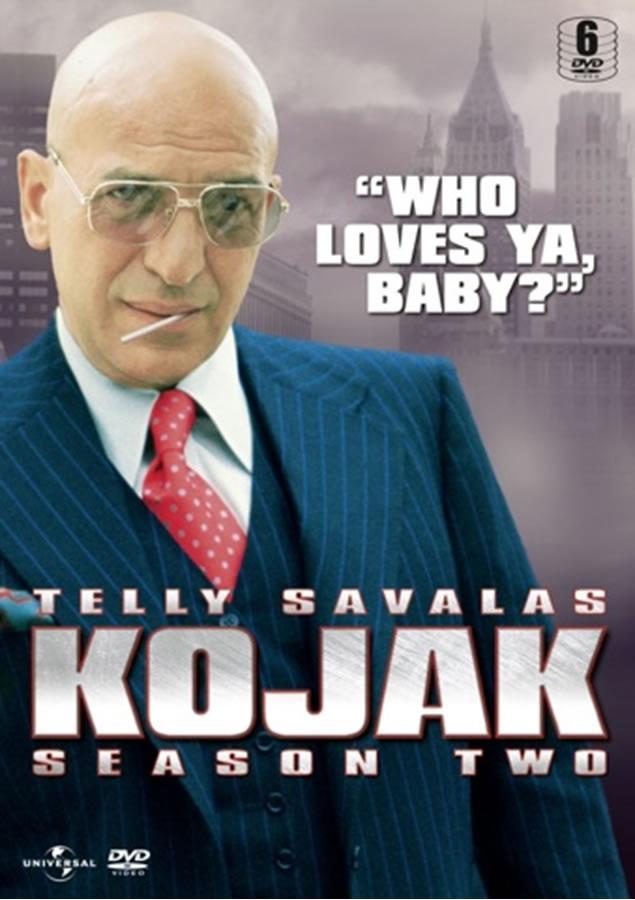 Kojak-Famous Fictional Detectives