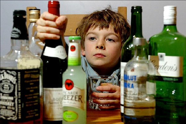 Underage Drinking-Most Common Crimes In USA