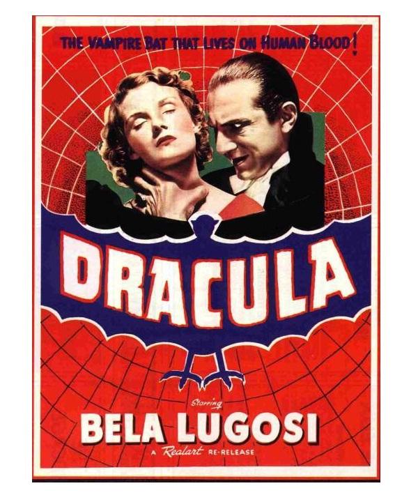Dracula (1931)-Vampire Movies