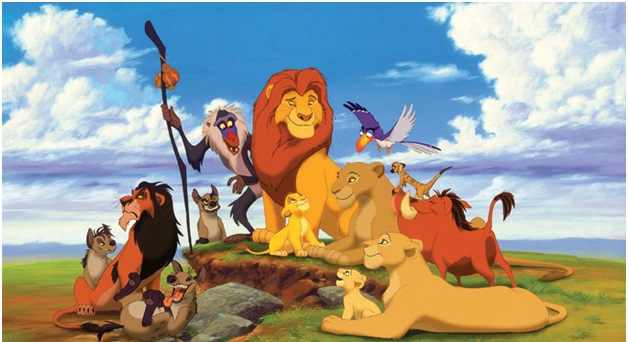 The Lion King is 20-Years Old-I Feel So Old