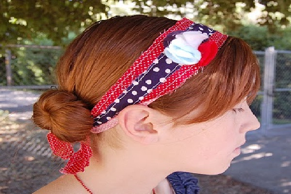 Fabric & Felt-Amazing Headbands You Can Make Yourself