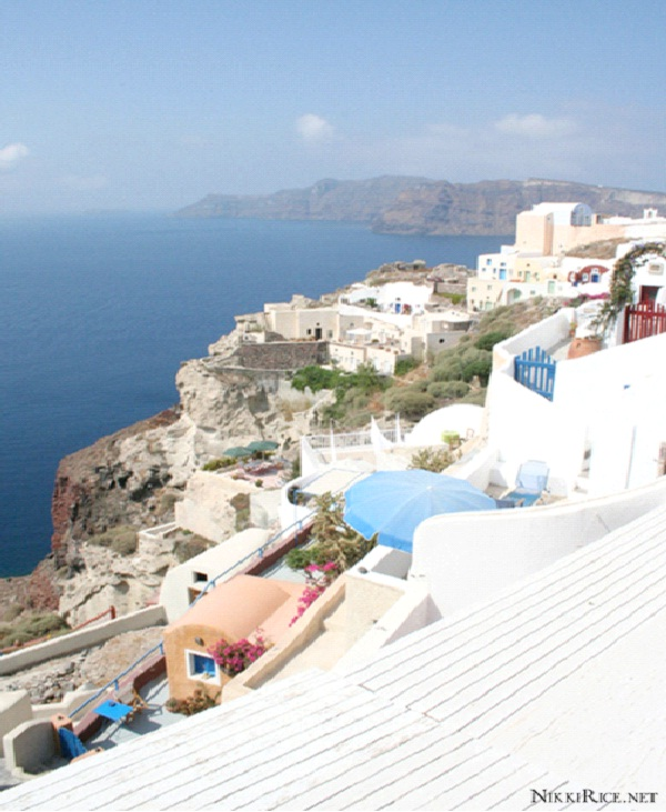 Ola - Santorini, Greece-Most Romantic Places In The World