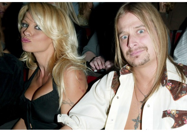 Pamela Anderson-12 Shortest Celebrity Marriages Ever