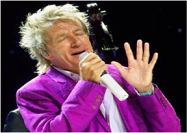 Rod Stewart's Voice-Celebrity Body Parts Insured For Millions