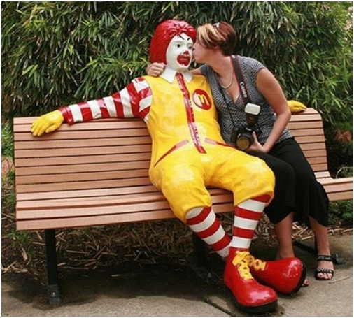 Ronald McDonald is a Heartthrob-Sad Reality Of Ronald McDonald