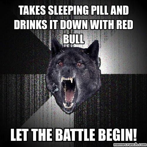 What a battle it will be-Best Red Bull Memes
