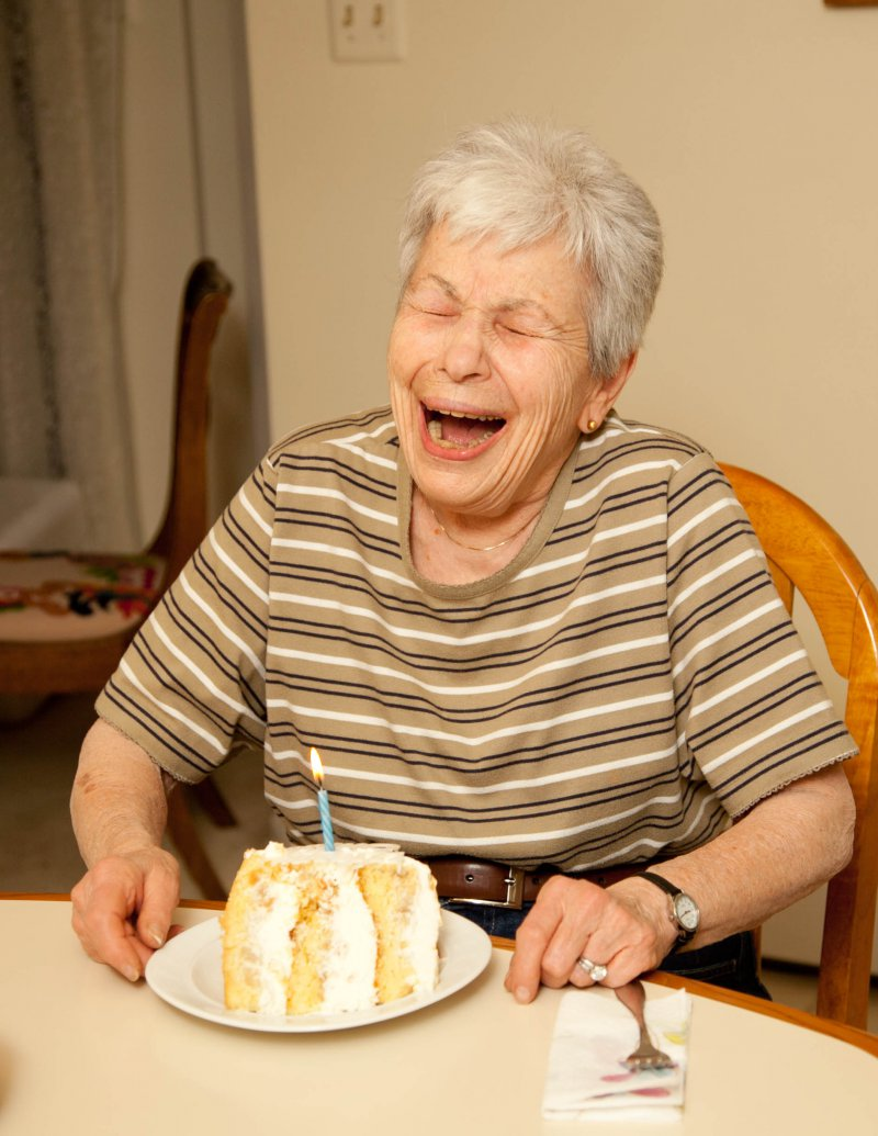 Nice Shade-15 People Confess The Craziest Things Their Grandmas Ever Said