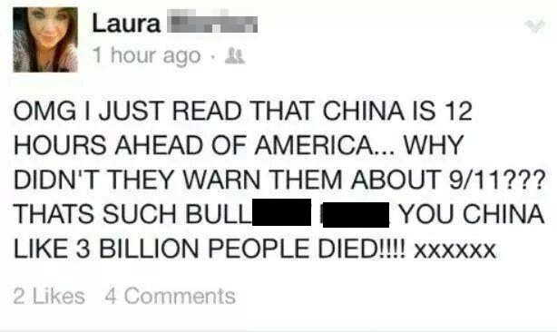 What's Her Point?-15 Dumbest People You Will Ever See