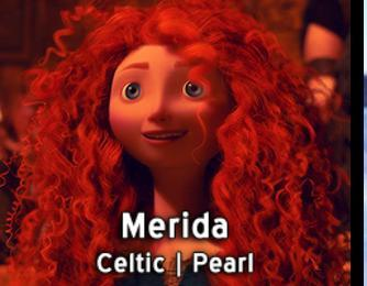 Merida-15 Disney Princesses Names And Their Meanings In Different Languages
