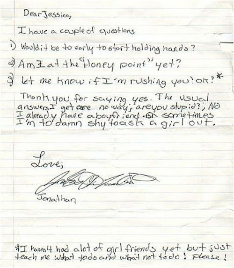 This Silly Note-15 Hilarious Notes Ever Caught By Teachers
