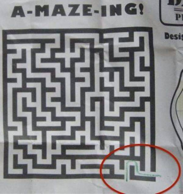 An A-MAZE-ING Escape-15 People Who Had One Job And Failed Terribly At It