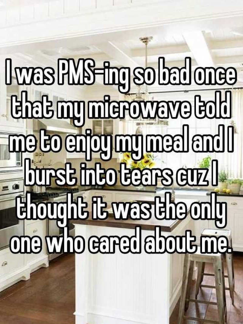 Girls with PMS Will Understand!-15 Confessions About Periods Only Women Will Understand