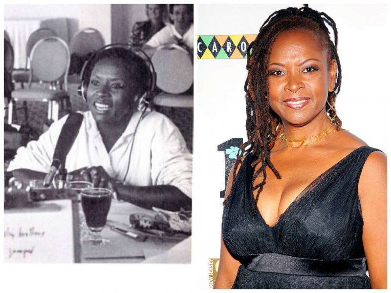 Robin quivers breasts pictures