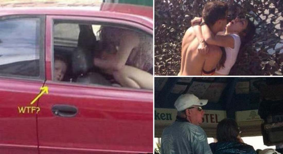 15 Dumb People Having Nasty Sex In Public