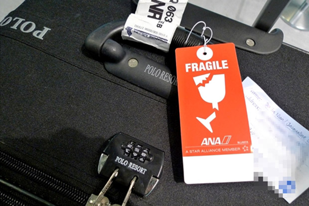 Mark Your Baggage Fragile-Travel Hacks To Simplify Your Trips
