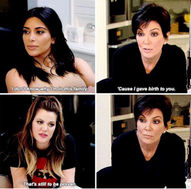 When Khloe Fueled the Adoption Rumors! -15 Times Khloe Kardashian Perfectly Shut Down Her Family