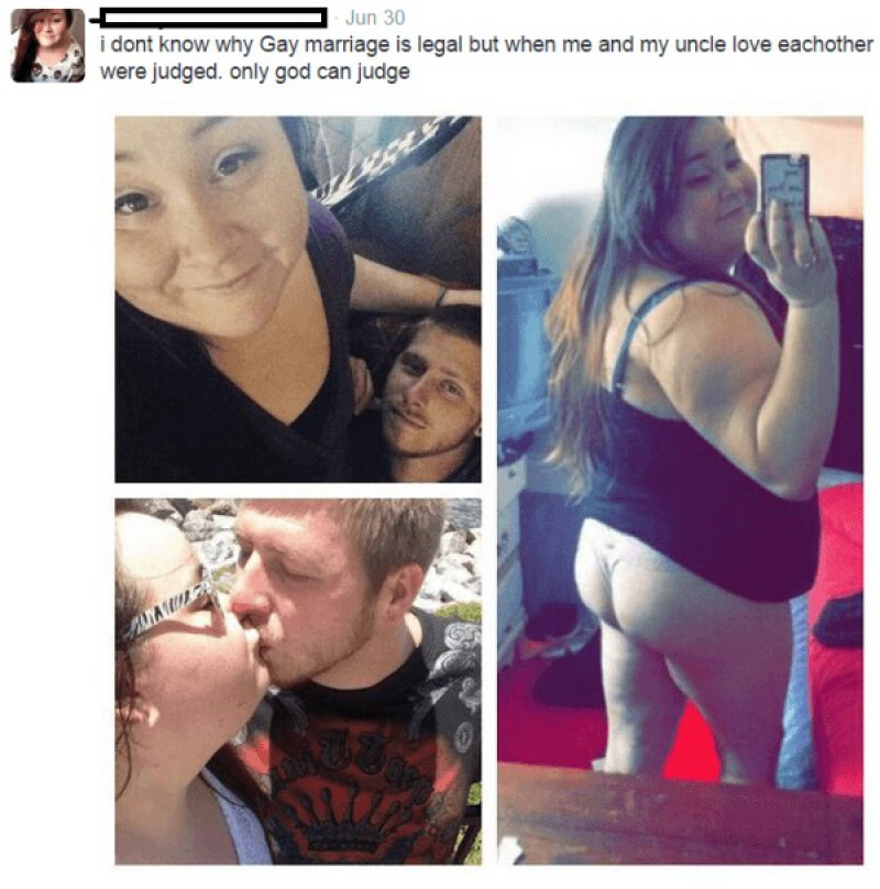 This Inappropriate Relationship-15 People Who Have No Idea What They Are Doing With Their Life