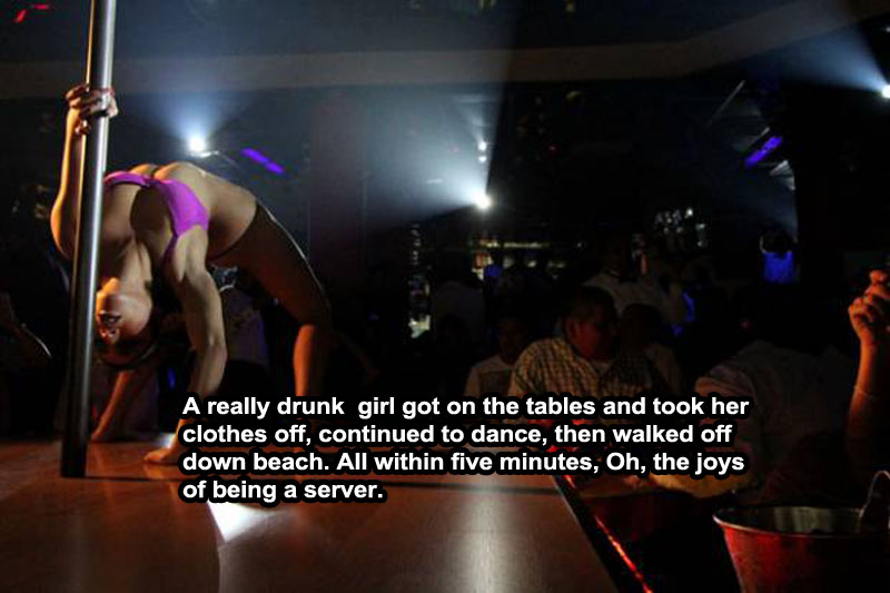 The Joys of Being a Server! -15 Servers Reveal The Craziest Things That Happened In Restaurants