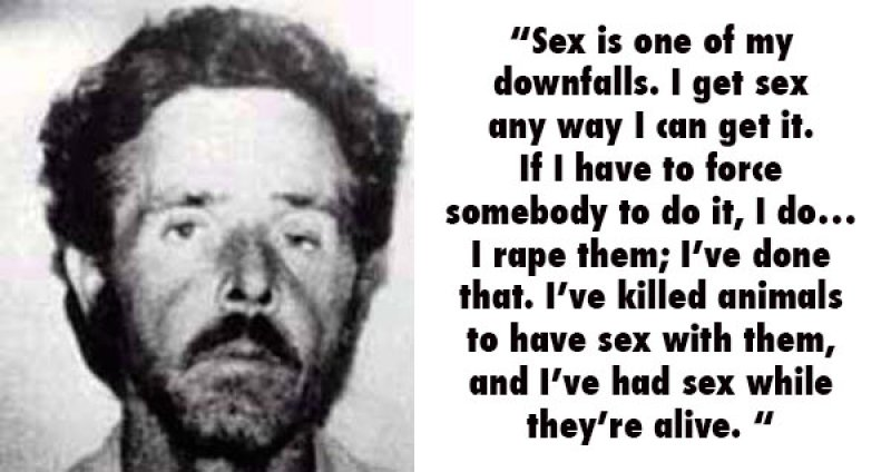 Henry Lee Lucas, USA (1936 - 2001)-15 Serial Killer Quotes That Will Give Chills Down Your Spine