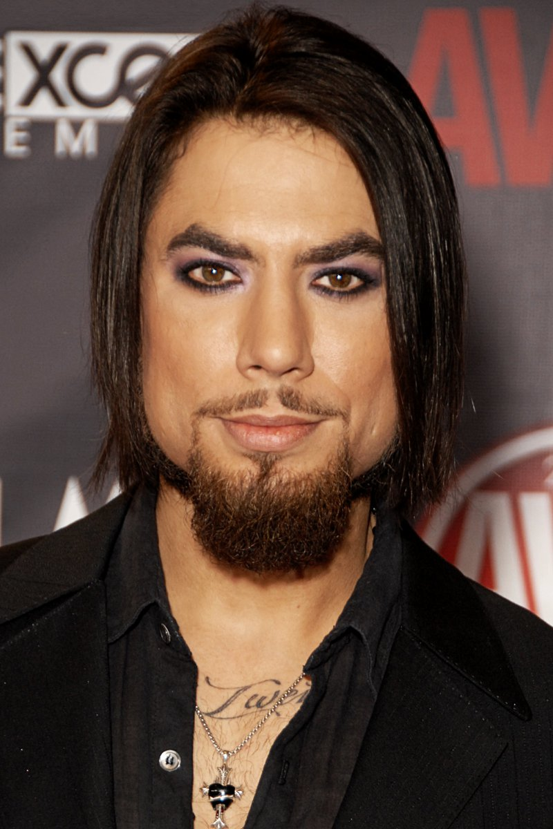 Dave Navarro-12 Celebrities Whose Parents Got Murdered