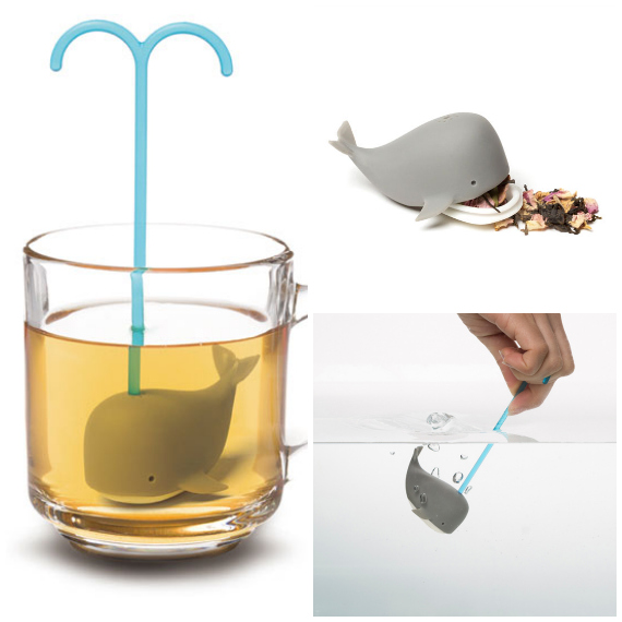 This Time a Whale-15 Tea Infusers Those Are Amazingly Adorable