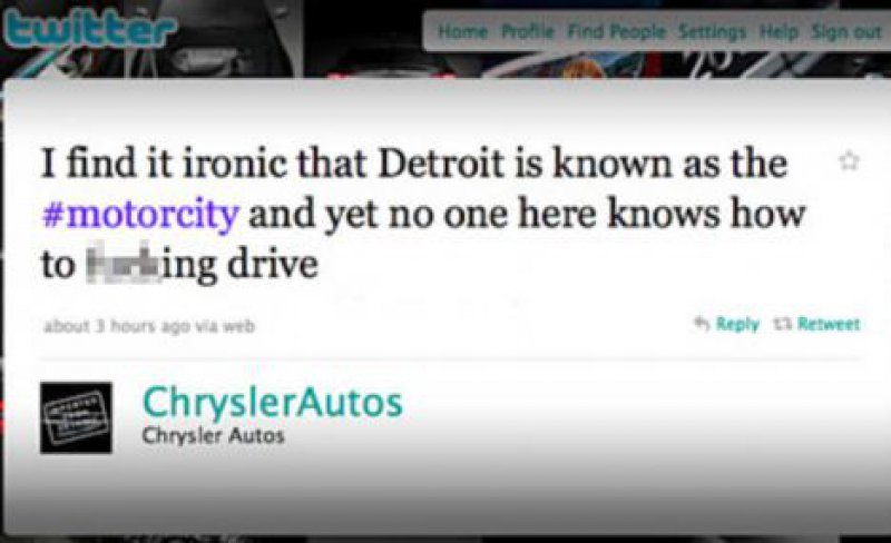 Scott Bartosiewicz Fired for Messing up Chrysler's Twitter Page-15 People Who Got Fired Because Of Social Media