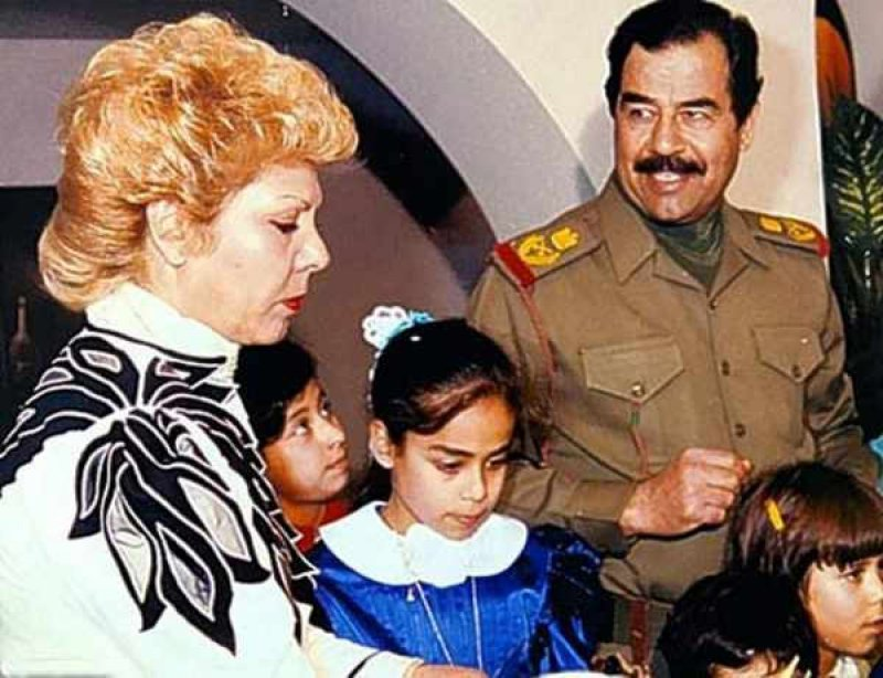 Saddam Hussein-15 Famous Personalities Who Married Their Family Members
