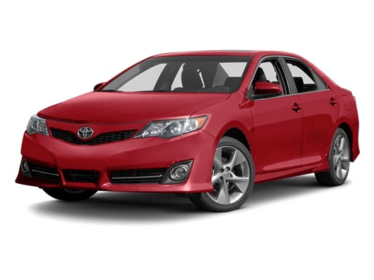Toyota Camry-America's Most Stolen Cars