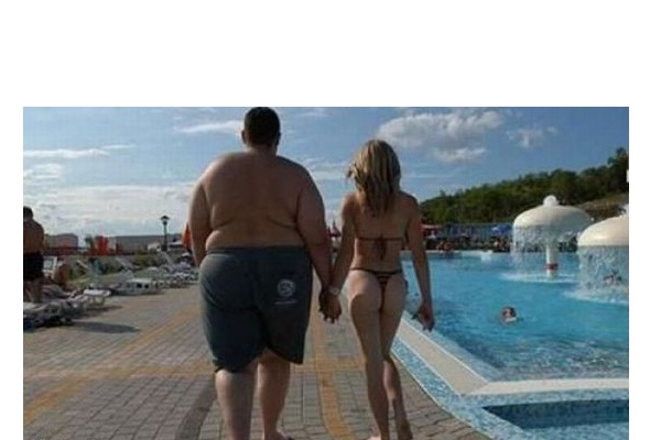 Big and small-Worlds Oddest Couples