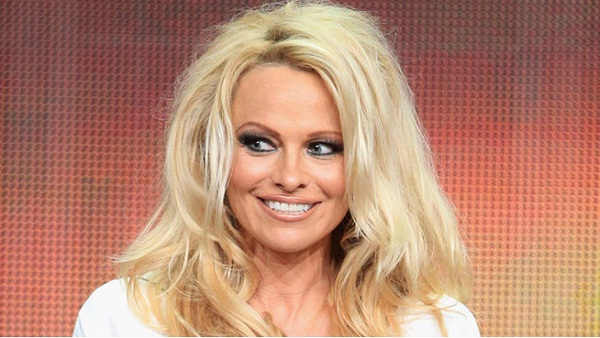 Pamela Anderson-Celebs Who Are Living With A Disease