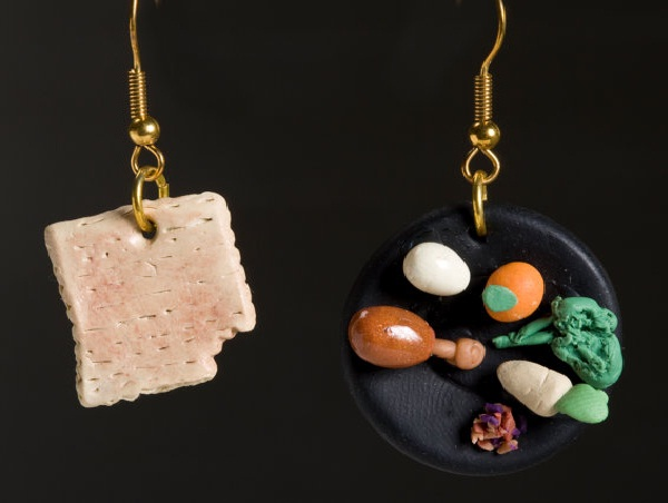 Makes you hungry-Weirdest Earrings Ever