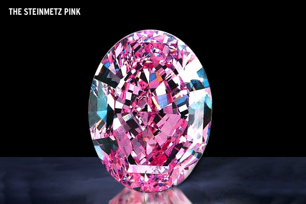 Steinmetz Pink-15 Most Expensive Diamonds In The World