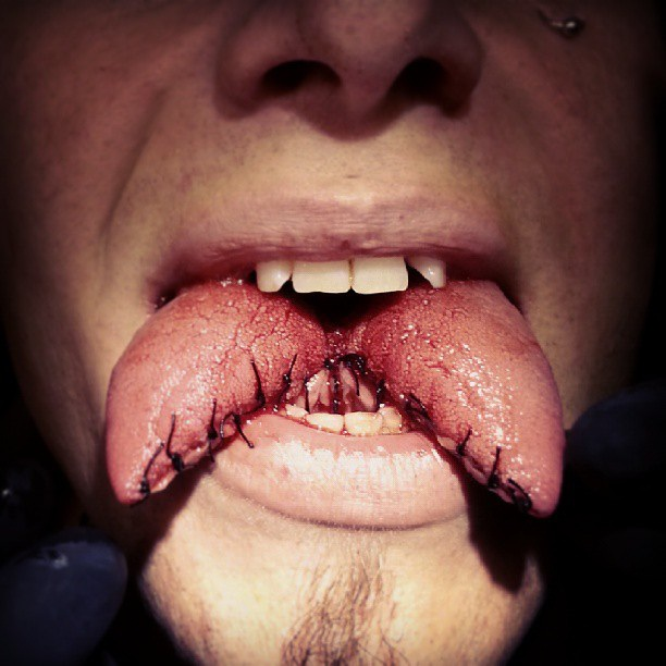 Bizarre Piercings 25