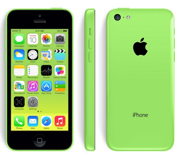 Iphone 5C-Best Smartphones To Buy 2013