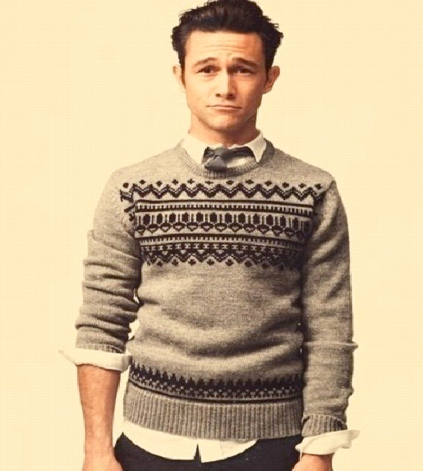 Sweater Over Tie And Shirt-Best Hipster Style Men