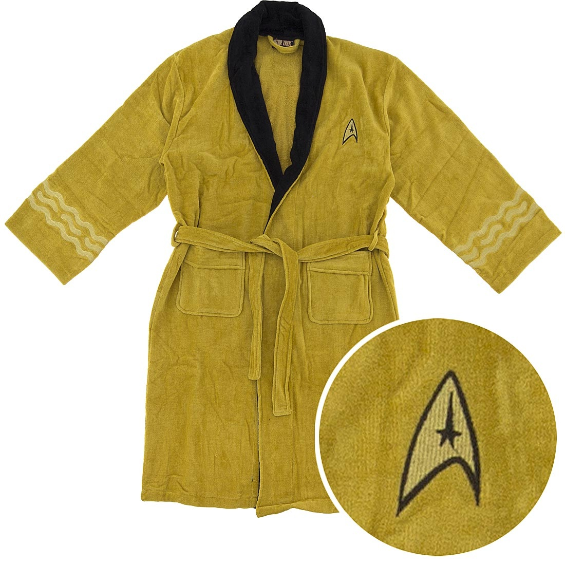 Captain Kirk-Amazing Geeky Robes