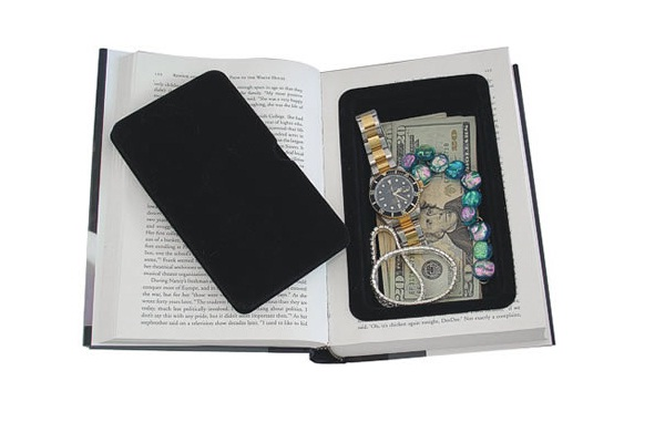 Nice book-Most Clever Safes To Protect Your Money