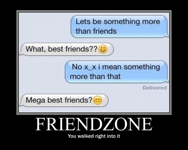 Mega best friends?-Hilarious Friend Zone Memes