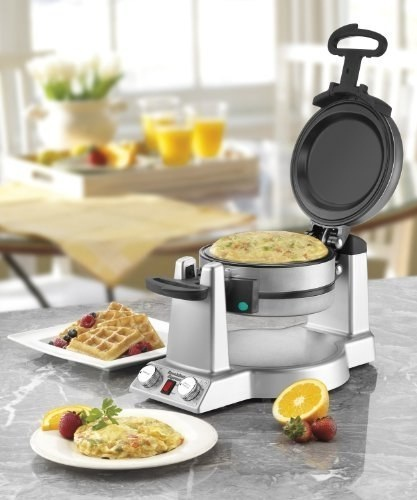 Omelet and waffle machine-Inventions That Make Breakfast Fun
