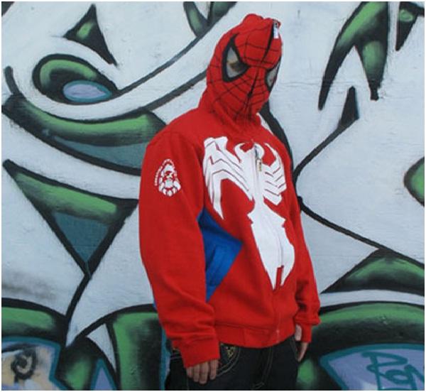 Spiderman-Cool Hoodies
