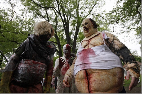 Zombie escape-Bizarre Scholarships