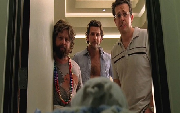 Check the Baby's Collar-Funny Hangover Movie Quotes