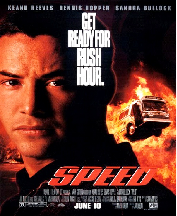 Speed-Best Action Movies Of All Time