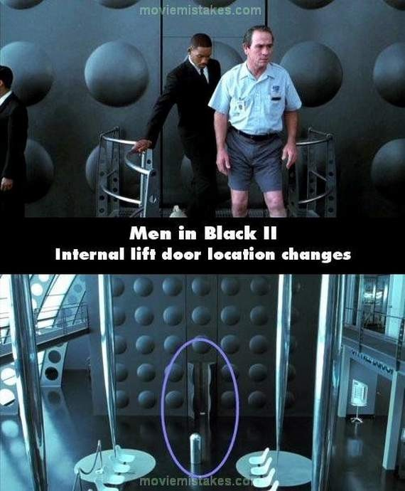 The moving door-24 Movie Mistakes You Never Noticed
